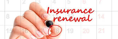 Renewing with Your Insurance Company